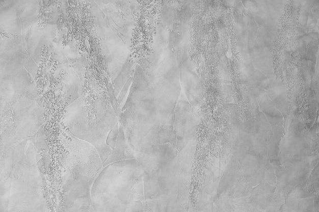 Muro di pietra con crepe e graffi, grigio e bianco, sfondo, pietra, marmo