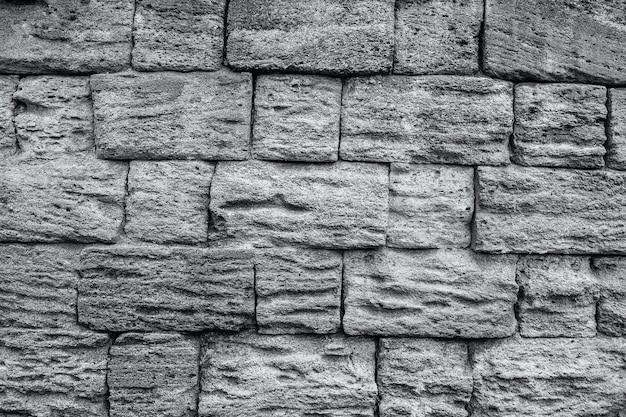 Muro di pietra grigio grunge
