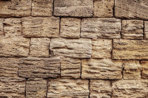 Muro di pietre grunge