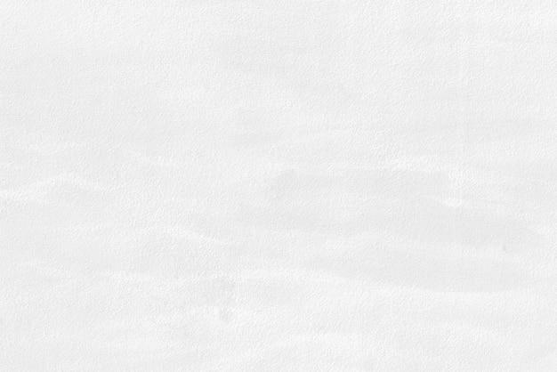Muro di texture di sfondo bianco. stucco in cemento bianco.