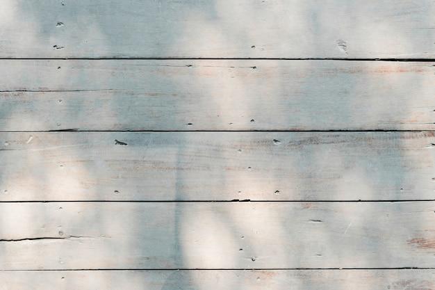 Muro in legno bianco