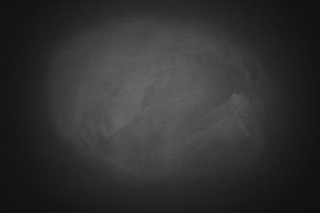 Muro nero di lavagna e sfondo showroom per il prodotto di presentazione