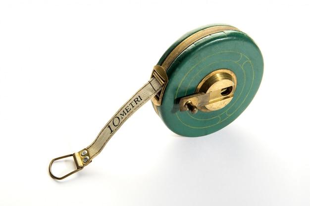 Nastro di misurazione vintage da 10 metri