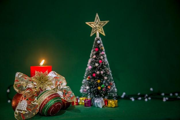 Natal theme celebration dicembre