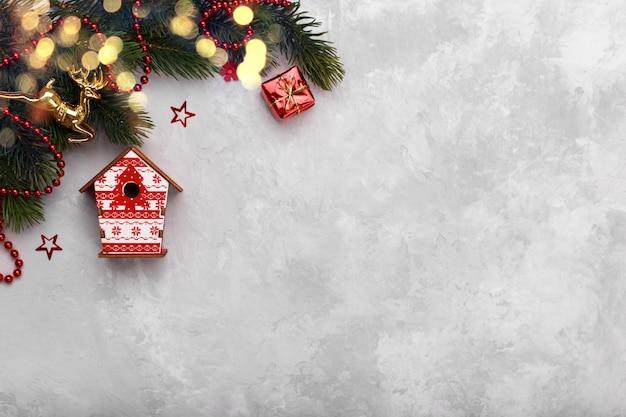 Natale o anno nuovo sfondo