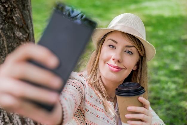 Natures fa per i migliori selfie