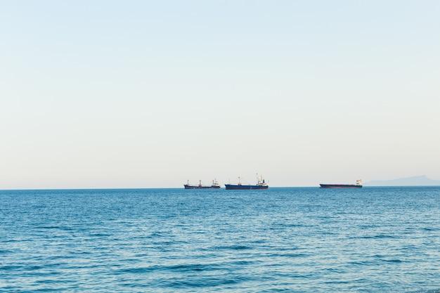 Nave da trasporto vele bosforo