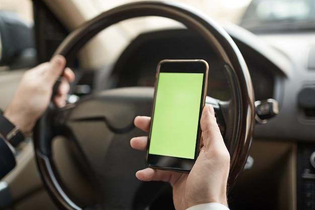 Navigatore online in macchina
