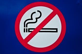 No smoking segno