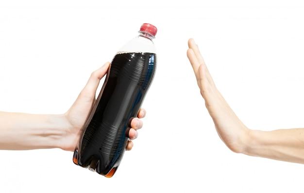 Non dire soda nera.