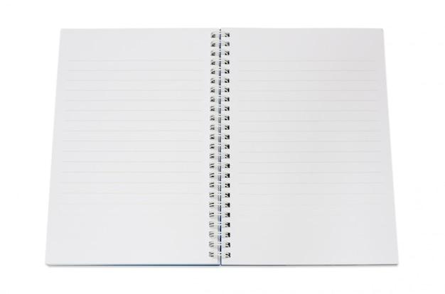 Notebook isolato