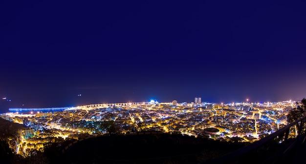 Notte aerea santa cruz de tenerife isole canarie