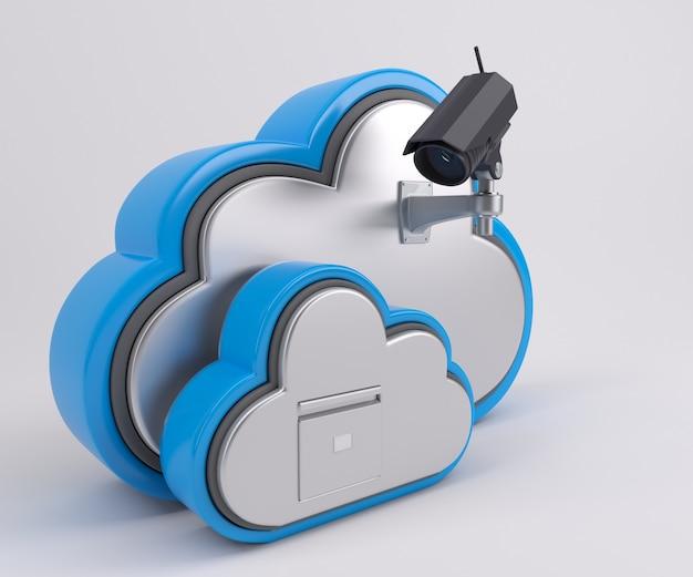 Nube con la sicurezza