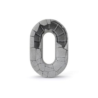 Numero di cemento 0