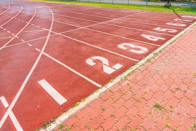Numero di corsie traccia