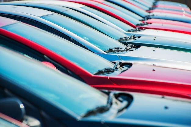 Nuove automobili in stock