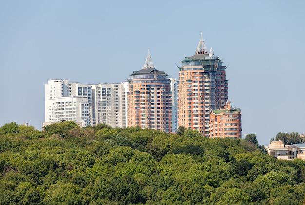 Nuove case di kiev