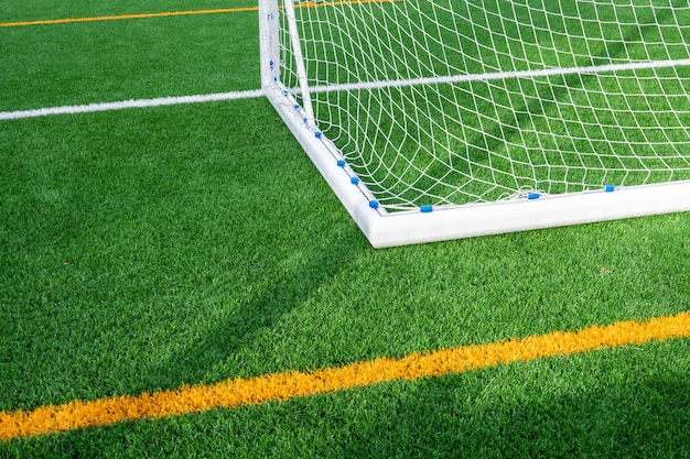 Nuovo cancello di calcio