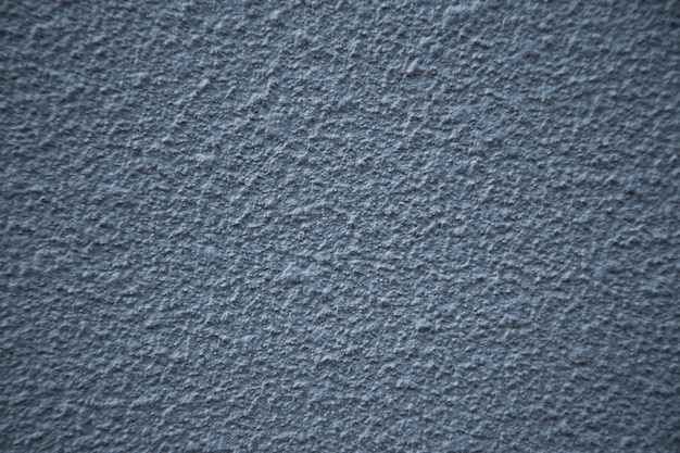 Nuovo muro di cemento grigio. bellissimo stucco in cemento. cemento verniciato. parete di trama di sfondo