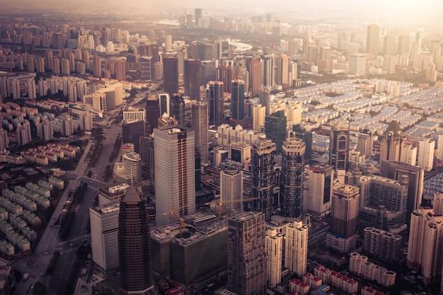 Nuovo paesaggio urbano york city