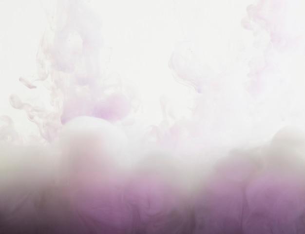 Nuvola grigia densa astratta di foschia