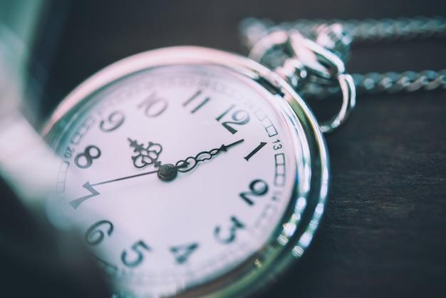 Oggetto vecchio numero di sfondo timer