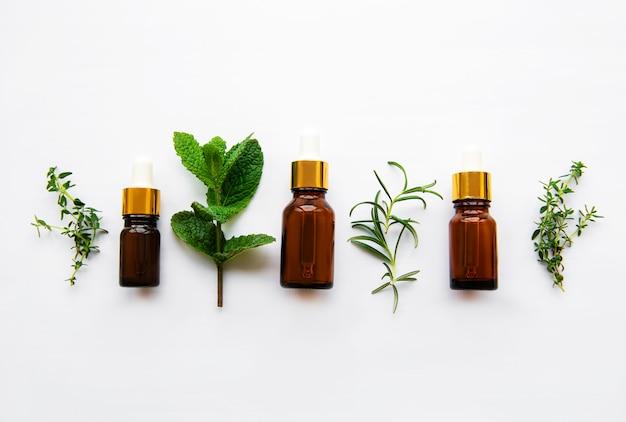 Olio aromatico alle erbe