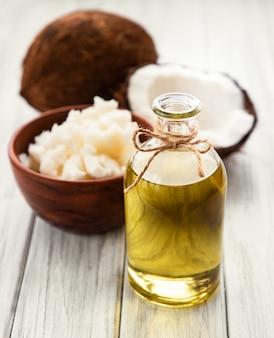 Olio di cocco fresco