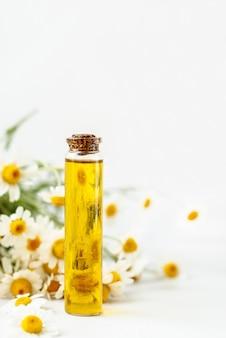 Olio essenziale aromatico con camomilla