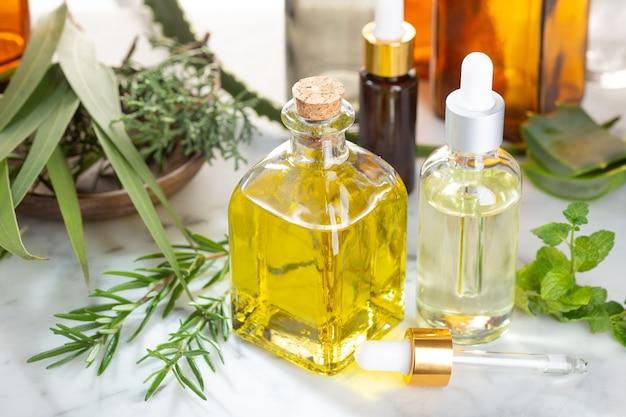 Olio essenziale di erbe