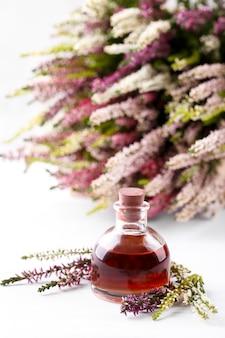 Olio essenziale di heather calluna