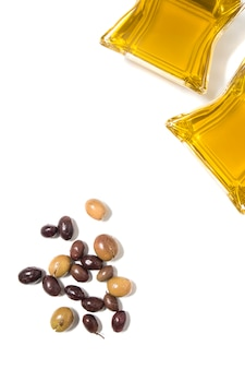 Olive con olio d'oliva