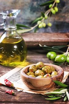 Olive e olio d'oliva