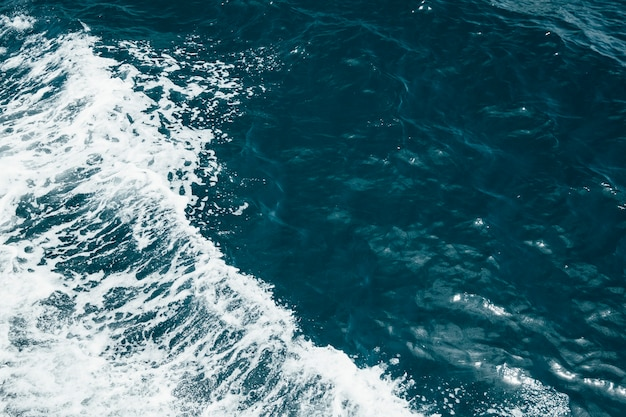 Onda in mare