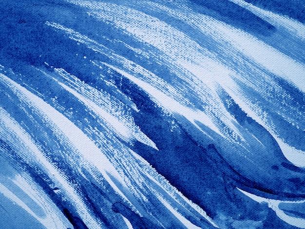 Onde di oceano. movimento che dipinge struttura variopinta. priorità bassa astratta