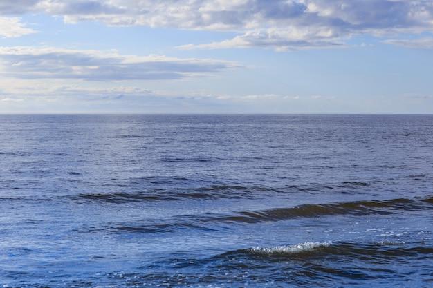 Onde sul mar baltico