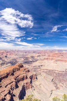 Orlo meridionale del grand canyon