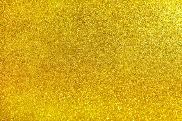 Oro astratto festivo