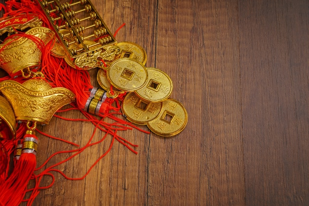 Oro celebrare mestiere lingotto cinese