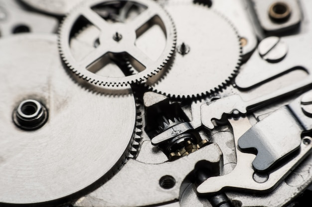 Orologio meccanico / gear clock