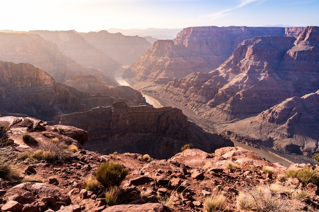 Ovest del grand canyon