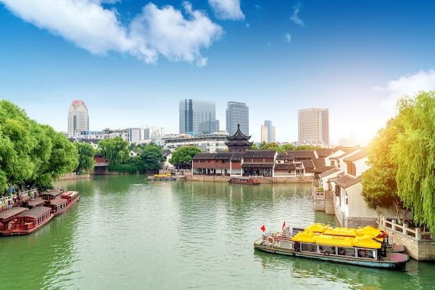 Paesaggio di jiangsu zhouzhuang