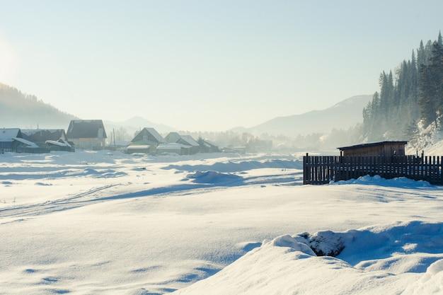 Paesaggio invernale