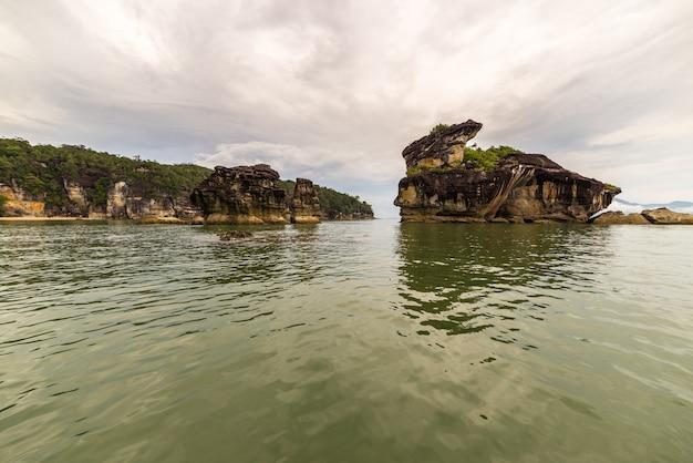 Paesaggio malese