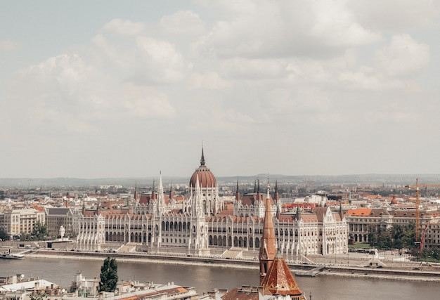 Paesaggio urbano di budapest