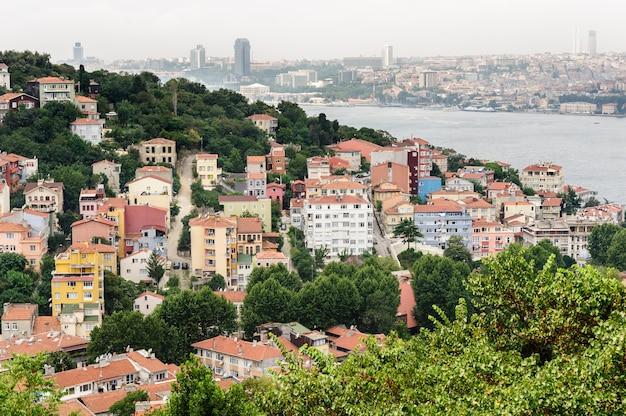 Paesaggio urbano di istanbul
