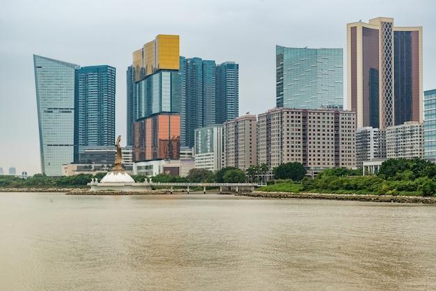 Paesaggio urbano di macao