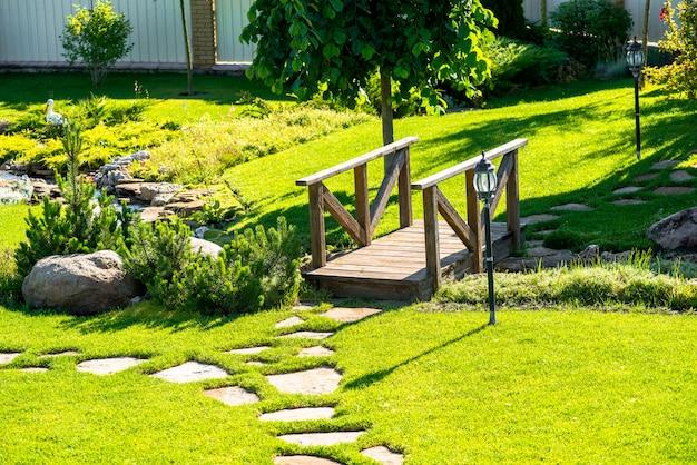 Paesaggistica in giardino