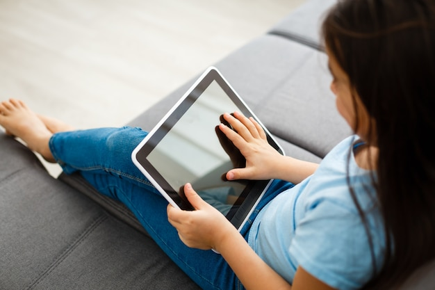 Pagina web di formazione online a distanza