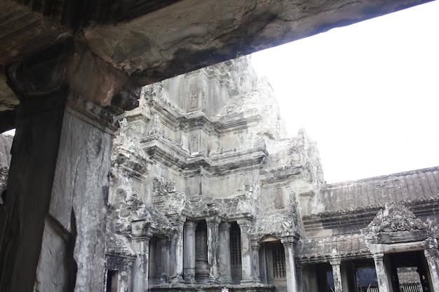 Palazzi di anckor, siem reap, camboda. bel paradiso